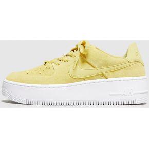 Nike air force 1 sage low femme, jaune