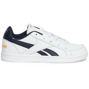 Tennis reebok blanche et bleu marine blanc reebok