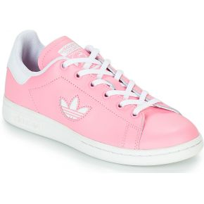 Baskets basses stan smith rose adidas