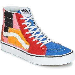 Baskets montantes sk8 multicolor vans