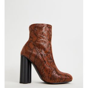Femme asos design - eliza - bottines pointure...