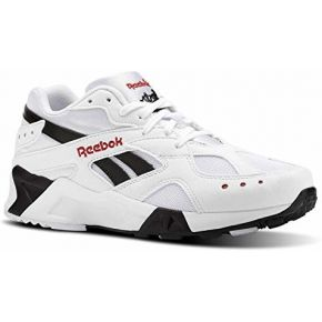 Reebok aztrek chaussures white/excellent red...