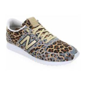 Baskets basses new balance wl420 en synthétique...