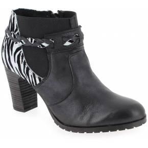 Boots see you jane secato noir pour femme en...