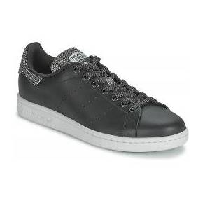 Basket femmes adidas stan smith w noir