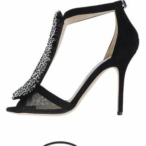Sandales jimmy choo london femme. noir. 37.5 -...