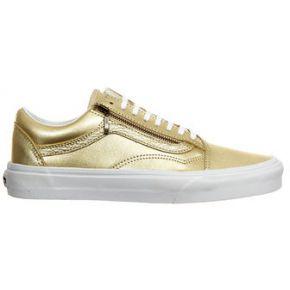 Baskets vans old skool zip dore femme pour femme