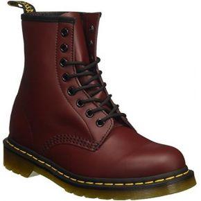 Dr. martens 1460, boots mixte adulte, rouge, 38 eu
