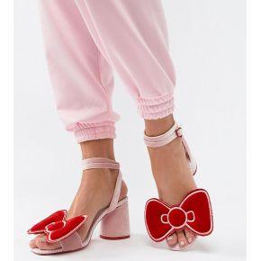 Femme hello kitty x asos design - sandales à...