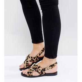 Femme new look - sandales pointure large avec...