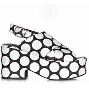 Strategia - sandales femme pe5030 dotty bian...