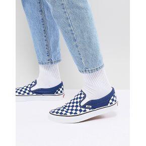 Homme vans classic - chaussures à enfiler motif...