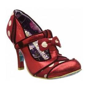 Irregular choice dotty lotty, chaussures à...
