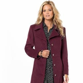 Manteau col tailleur. anne weyburn