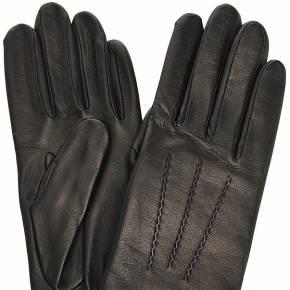 Gants femme gants mi-longs 3 nervures agnelle