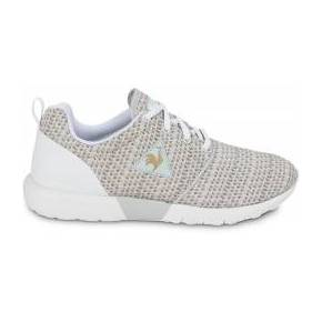Baskets/running dynacomf jacquard blanche femme...