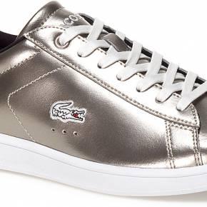 Sneakers basses carnaby evo en cuir metallisé
