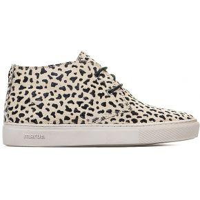 Baskets mode femme - maruti - leopard