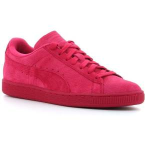 Baskets puma suede classic colored wn's rose...