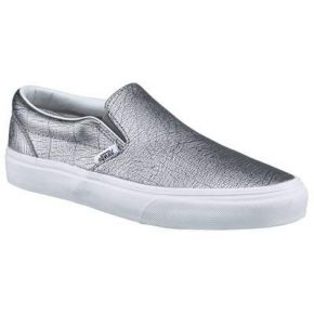 Baskets basses vans classic slip-on femme - 3...