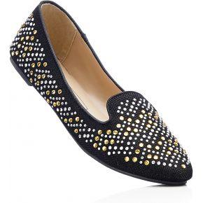 Slippers noir chaussures & accessoires - bonprix