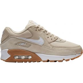 Baskets basses air max 90 - beige - femme - nike