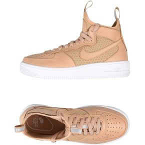Sneakers & tennis montantes nike femme. chair....