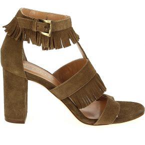 Sandales leya beige berenice femme