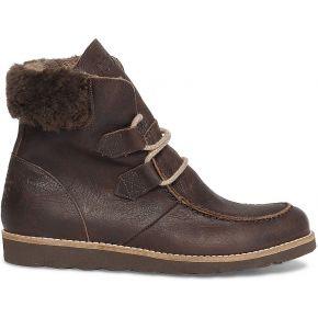 Boots fourré tbs cuir marron