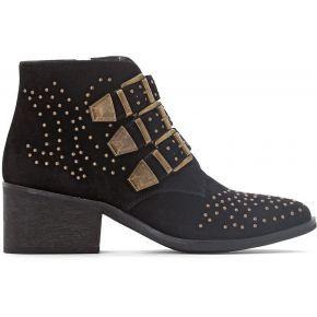 Boots à clous julieta - feminin - noir - coolway