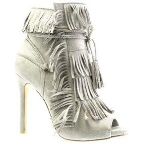 Angkorly - chaussure mode bottine escarpin...