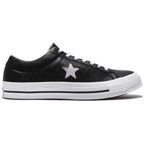 Converse one star ox black white, baskets mixte...