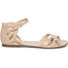 Sandale beige irisé beige eram