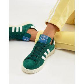 adidas campus femme vert