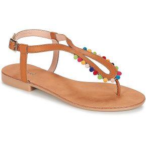Sandales et nu-pieds marron andré