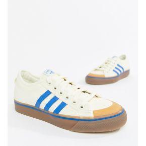Femme adidas originals - nizza - baskets en...