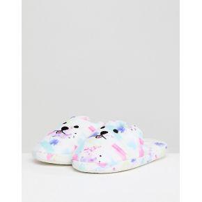 Femme asos design - ned grumpy dog - chaussons...