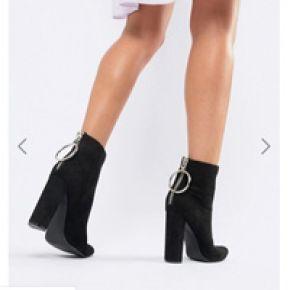Femme public desire - fleek - bottines à talons...