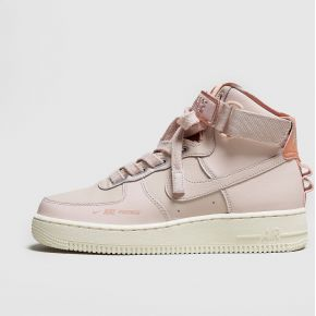 Nike air force 1 high utility femme, rose