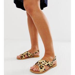 Femme asos design - valid - sandales larges...