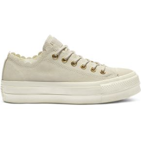 Chuck taylor all star lift frilly thrills low top
