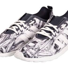 Adidas zx flux smooth w gris