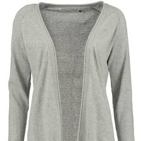 Cardigan shimmer only gris