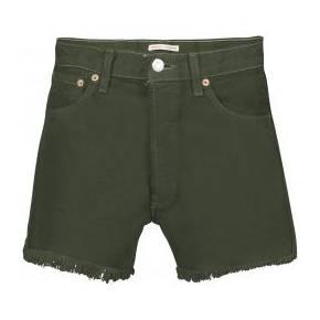 Short vintage en jeans - en soldes