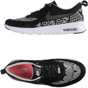 Sneakers & tennis basses nike femme. noir. 36 -...