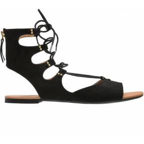 Esprit sandales classiques / spartiates black