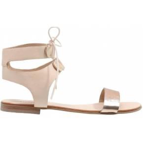 Kiomi sandales peach/rosegold