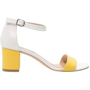 Kiomi sandales yellow/white