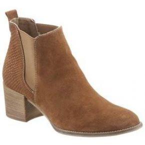 Boots à talon cuir femme tamaris - 3 suisses