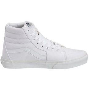 Chaussures vans sk8-hi true blanc. vans blanc